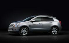 2014 Cadillac Srx Side