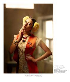 Art of Fashion I G Venket Ram I Photography | Editorial I Geisha Designs I Not So Serious by Pallavi Mohan I Selvage I Stone Paper Scissor I Bangdar Sarali I Ritika Sachdeva