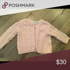 Neiman Marcus cardigan Light pink. Excellent condition. Super soft Neiman Marcus Shirts & Tops Blouses