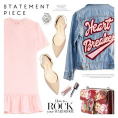 """""""I came to break hearts."""" by fee4fashion ❤ liked on Polyvore featuring High Heels Suicide, Vanessa Bruno Athé, Paul Andrew and Michael Kors"""