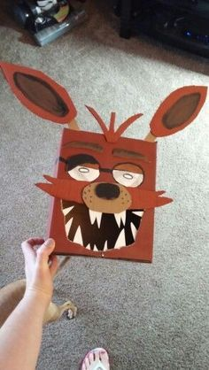 Five Nights at Freddy's Foxy Valentines box. Appropriate for 4th grade or nah?: