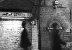 the ghosts of baker street