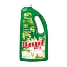 Melaleuca Diamond Brite Dishwasher Detergent.  Nearly lasts me 2 months & we go through easily a load of dishes/day.