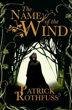 Name of the Wind by Patrich Rothfuss.