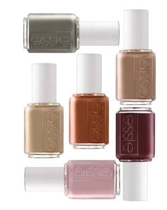Essie Brand New Bag collection Fall 2011