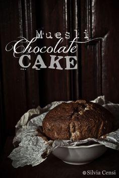 muesli chocolate cake