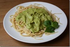 Creamy Avocado Sauce Pasta Recipe - I didn't follow the measurements and I added onion powder. I used coconut milk. Didn't like it when it was cold but it was delicious when it was hot. Def make again.