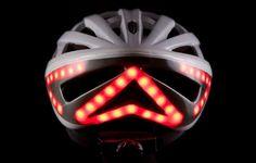 El casco con luz para ciclistas que busquen la máxima visibilidad