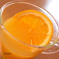 Sake Chaud (Hot Sake with Orange Juice)_©Cupido