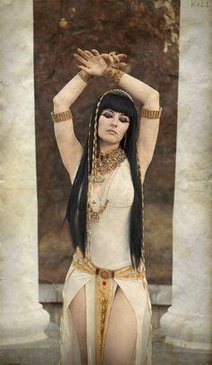 Akasha - Queen of the Damned-1 by uralsky.deviantart.com on @DeviantArt