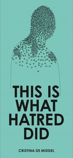 This is what hatred did | Livraria Madalena