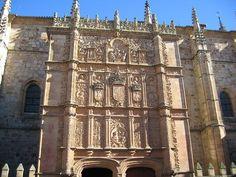 Universidad de Salamanca Salamanque - Monuments et Edifices Historiques