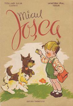 Tollas Julia - Micul Iosca