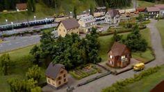train miniature Hausach Allemagne