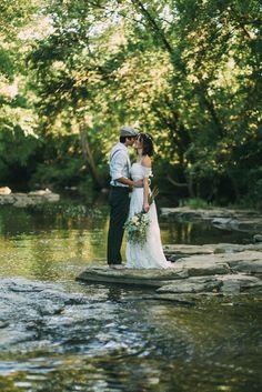 Tennessee Terrain Wedding Inspiration | Cedarwood Weddings