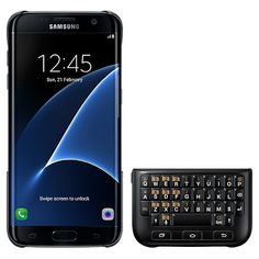 here new news new.blogspot.com: Samsung Galaxy S7 Keyboard Cover – Black