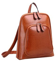 Heshe Women's Vintage Casual Daypack Backpack (Brown-R) H... https://www.amazon.com/dp/B019EY67D6/ref=cm_sw_r_pi_dp_x_KqpSybX2ST19F