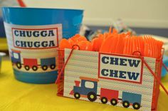Planes, Trains, and Automobiles Birthday Party Ideas | Photo 4 of 44 | Catch My Party