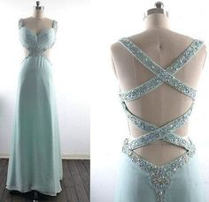 Beading New Arrival Charming Prom Dresses,Long Evening Dresses,Prom Dresses