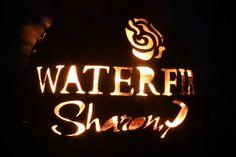 WaterFire Sharon, PA Fire Globe™ by Ohio Flame. (Photo by: Jonathon Richardson)