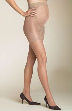 SPANX® 'Mama' Full Length Maternity Tights (Online Only)