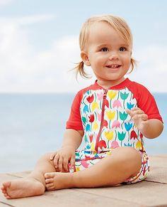 Swimmy Rash Guard Baby Suit | Baby Swim