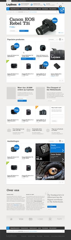 Design and art direction of Leylines e-commerce template. In collaboration with Ozan Akoglu. News Web Design, Creative Web Design, Gui Interface, Interface Design, Website Design Inspiration, Layout Inspiration, E Commerce, Web Layout, Layout Design
