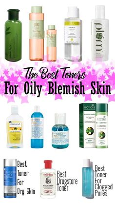 Best Everyday Toner For Oily Skin Must Buy - What is facial toner? A facial toner primarily completes your cleansing schedule. It removes any ultimate Oily Skincare, Moisturizer For Oily Skin, Skin Toner, Facial Toner, Skincare Routine, Best Drugstore Toner, Oily Skin Remedy, Best Toner, Natural Toner