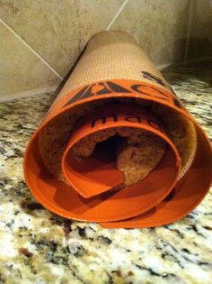 No more towel needed for your Pumpkin Roll! Hello, SILPAT!!!