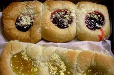 10 Best Places in Texas to Get Delicious Kolaches.  -   new bucket list item, to try all of these!!!!   2down and 8 more to go and all can be day trips.   BUT my grandma's kolaches were the best - rip Grandma Lillie S.