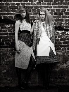 Proenza Schouler Fall Winter 2013 Editorial