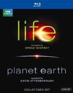 Life (TV Series 2009-). Narrated by David Attenborough!