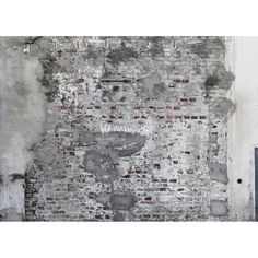 Photo Wallpaper by Rasch with concrente and bricks look. Order photo wallpaper mural with industrial design online and cheap Concrete Bricks, Concrete Wall, Brick Wall, Wallpaper Decor, Home Wallpaper, Wallpaper Ideas, Images Murales, Magic Places, 3d Foto