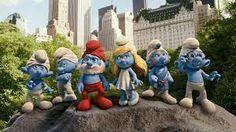 Smurfs -  Google