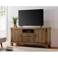 "Three Posts™ Pooler TV Stand for TVs up to 70"" & Reviews 