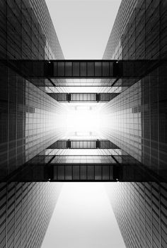 Architectural Photography By Nick Frank.. Digital rev challenges with tilt shift film camera in Hong Kong