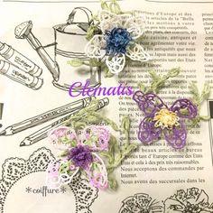 ラベンダー香るリングピロー の画像|*一結一会* 糸結花人*coiffure*のタティングレースと花のブログ
