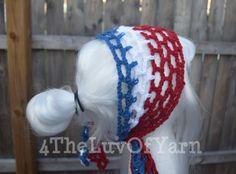 Boho Gypsy Headwrap Boho Headband Gypsy Headscarf by 4TheLuvOfYarn
