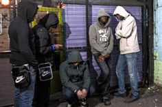 Frontline London: These young gangsters have lost so many friends Battle Scars, Alleyway, Young Man, Canada Goose Jackets, Crime, Winter Jackets, Culture, London, Guys