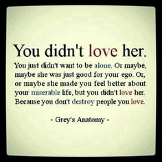 Great Grey's Quote!! Dance It Out!!! Write It Out too!!