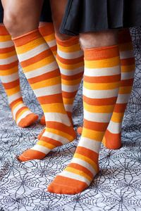 I know...I have some kind of creepy fetish for bright orange things. It all started with a pair of bright orange thrift store Chuck's. I've never been the same since...