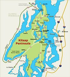 Things to do on the Kitsap Peninsula.