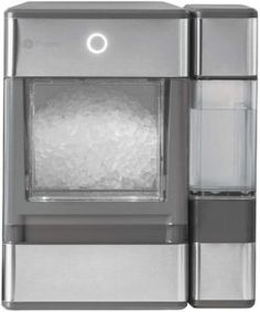 Best Ice Makers For Garage Sonic Ice, Nugget Ice Maker, Ice Cube Molds, Plastic Drawers, Best Appliances, 5 D, Countertops, Opal, Thing 1