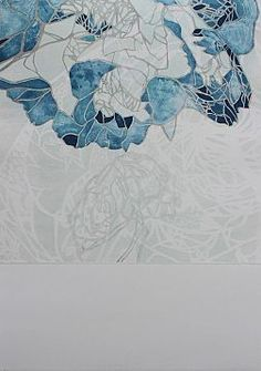 Wings and Roots 2015 with Melinda Schawel Abstract Nature, Australian Art, Female Art, Home Art, Printmaking, Watercolor Art, Wings, Fox, Tapestry