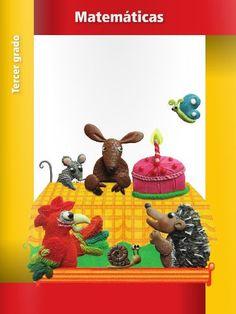 Cover of matematicas cicloescolar com 2013 Third Grade, Bowser, It Works, Homeschool, Classroom, Education, Books, Kids, Crafts