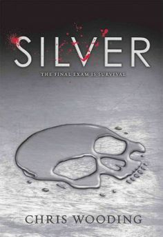 Silver by Chris Wooding. A dark secret, an unrequited love, a personal agenda and shifting perspectives converge in the wake of a horrifying infection at Mortingham Boarding Academy that traps five students together in a classroom, where they struggle to survive. By the award-winning The Haunting of Alaizabel Cray.