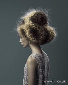 Johanna Cree Brown: Avant Garde Hairdresser of the Year 2011 Finalist  #photography