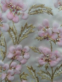 Christian Dior embellishment detail