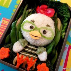 Yeminli Sözlük - İlginç Japon Yemek Süsleme Sanatı: Bento