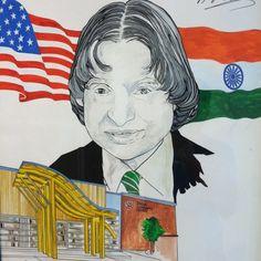 APK Portrait at the ICC